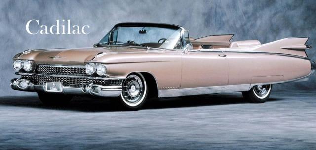 Amor por carros antigos