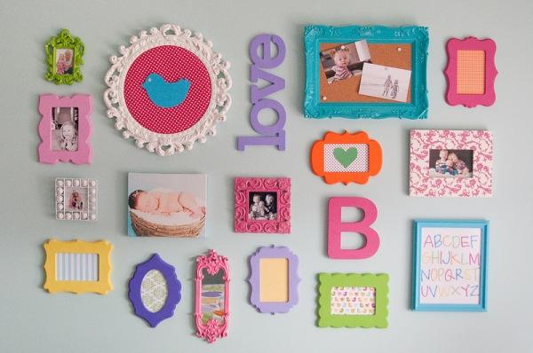 quarto-infantil-feminino-quadros-parede